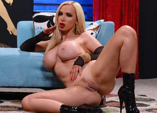Passionné femme nue.